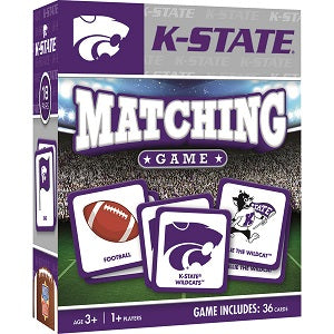 Kansas State Wildcats Matching Game - 2008952