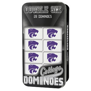 Kansas State Wildcats Dominoes Game - 2008954