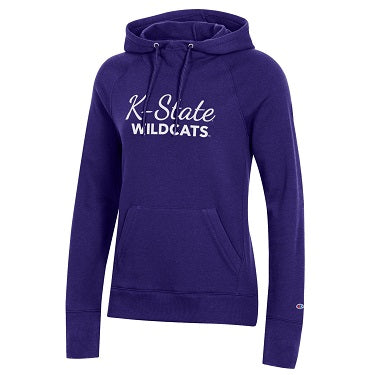 Kansas State Wildcats Women's Champion Purple University 2.0 Hoodie - 2008984