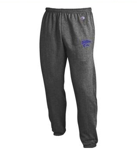 Kansas State Wildcats Champion Powerblend Banded Pant - 2008987