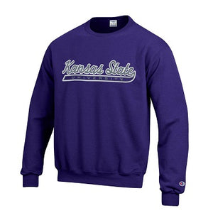 Kansas State Wildcats Champion Powerblend Crew Sweatshirt - 2008988