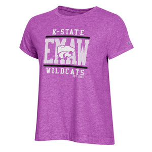 Kansas State Wildcats Champion Women's Field Day T-Shirt - 2008996