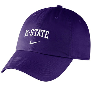 Kansas State Wildcats Women's Nike Purple Campus Cap - 2009047