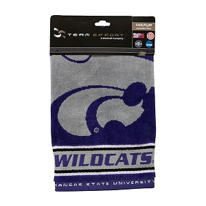 Kansas State Wildcats Jacquard Golf Towel - 2009049