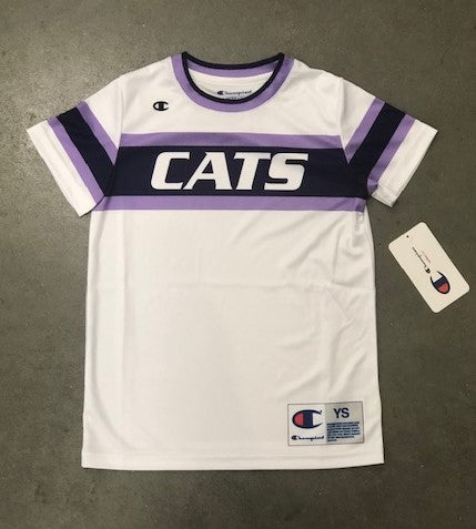 Kansas State Wildcats Retro Cats Baseball Replica Jersey - 2009061