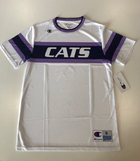 Kansas State Wildcats Youth Retro Cats Baseball Replica Jersey - 2009062
