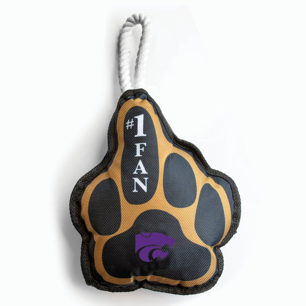Kansas State Wildcats Super Fan Pet Toy - 2009065