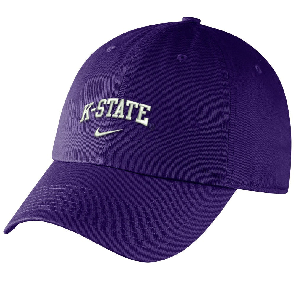 Kansas State Wildcats Nike Arch Campus Cap - 2009116