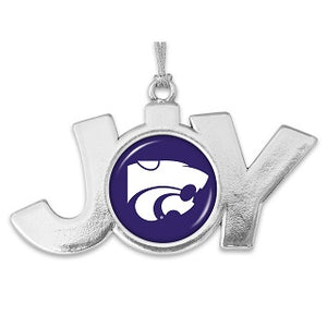 Kansas State Wildcats Joy Ornament - 2009143