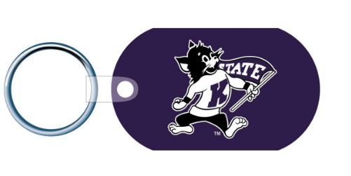 Kansas State Wildcats Willie the Wildcat Keychain - 2009154