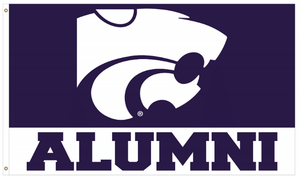 Kansas State Wildcats Alumni Flag - 2009159
