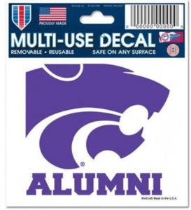 Kansas State Wildcats Alumni Multi-Use Decal - 2009162
