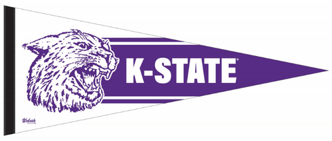 Kansas State Wildcats Wabash Collection Pennant - 2009168
