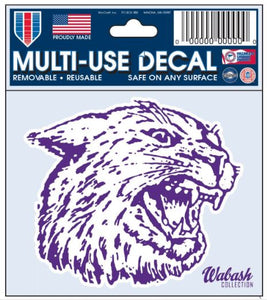 Kansas State Wildcats Wabash Collection Multi Use Decal - 2009169