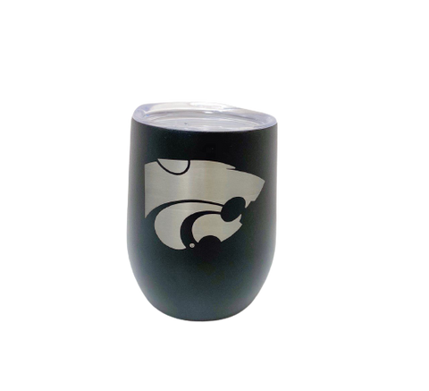 Kansas State Wildcats Stealth Wine Tumbler - 2009189