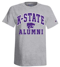 Kansas State Wildcats Champion Player Alumni T-Shirt - 2009246