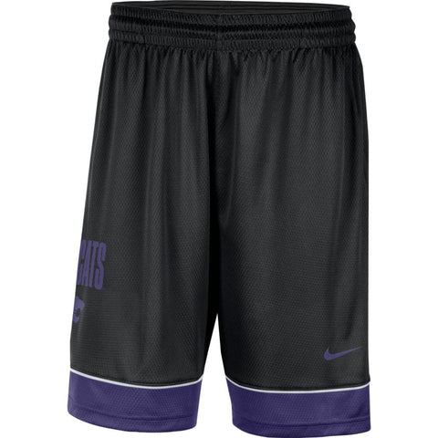 Kansas State Wildcats Nike Fast Break Shorts - 2009256