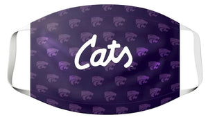 Kansas State Wildcats Champion Cats Mask - 2009309