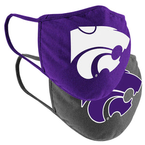 Kansas State Wildcats 2 Pack Face Covering - 2009318