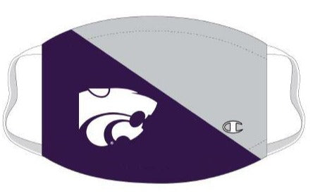 Kansas State Wildcats Champion Dynamic Face Mask - 2009535