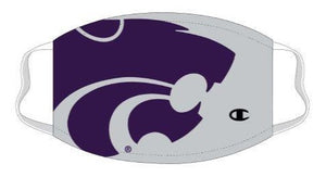 Kansas State Wildcats Champion Big Logo Mask - 2009533