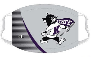 Kansas State Wildcats Champion Willie Face Mask - 2009502