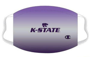 Kansas State Wildcats Champion Gradient Face Mask - 2009501