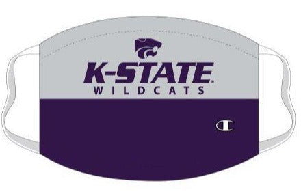 Kansas State Wildcats Champion Color Block Face Mask - 2009498
