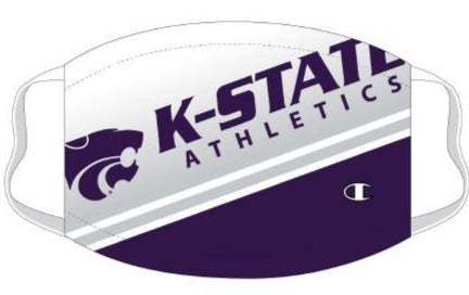 Kansas State Wildcats Champion Shout Face Mask - 2009497