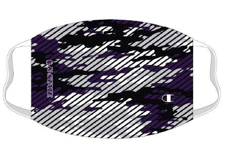 Kansas State Wildcats Champion Camo Face Mask - 2009333