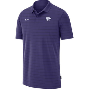 Kansas State Wildcats Nike Purple Victory Polo - 2009449
