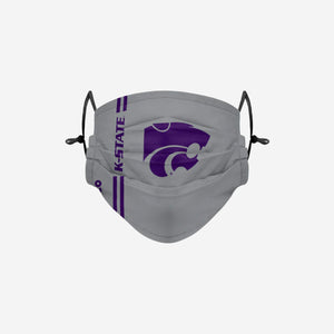 Kansas State Wildcats Grey Sideline Mask - 2009850