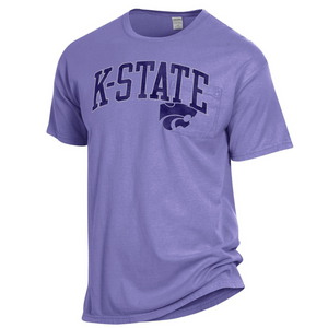 Kansas State Wildcats ComfortWash Pocket T-Shirt - 2010155