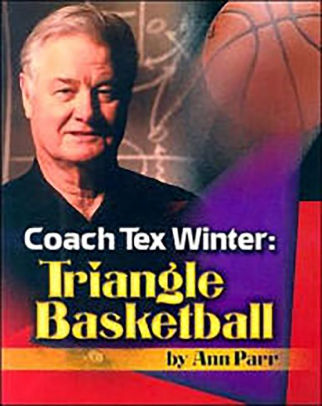 Kansas State Wildcats Coach Tex Winter: Triangle Basketball Book - G00001438