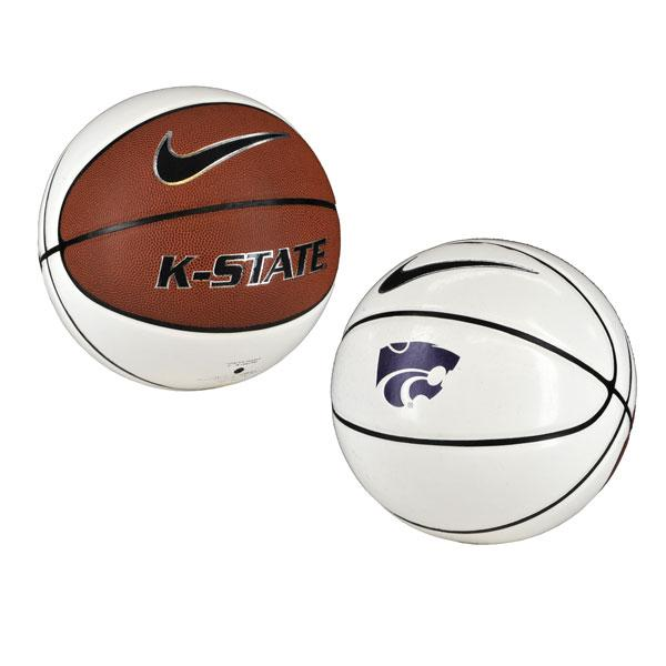 Kansas State Wildcats Nike Inflated Non-Signed Autograph Basketball - 2006398