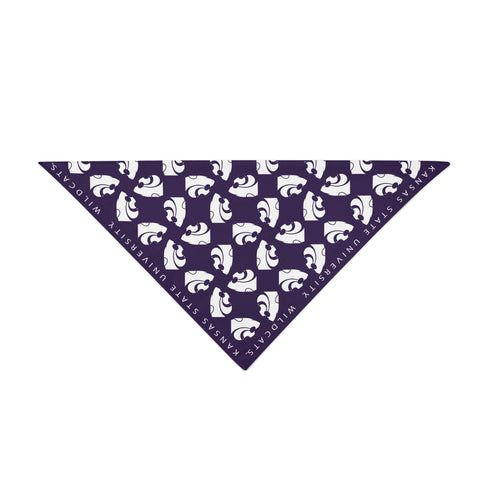 Kansas State Wildcats All Over Bandana - 2009225