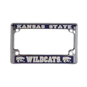 KSU Motorcycle License Frame   - G00005803