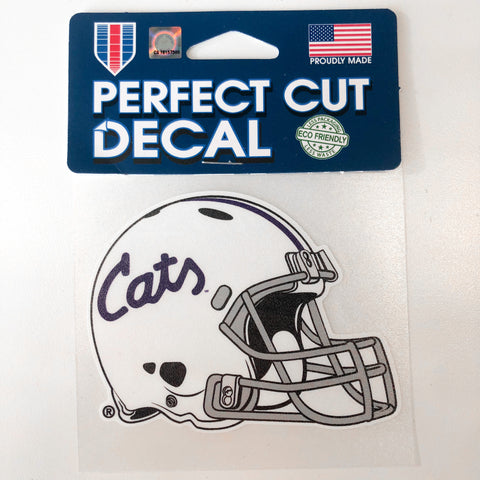 Kansas State Wildcats Cats Helmet Decal - 2008644