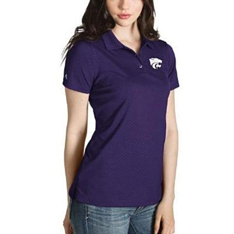 Kansas State Wildcats Antigua Women's Inspire Polo - 2005840