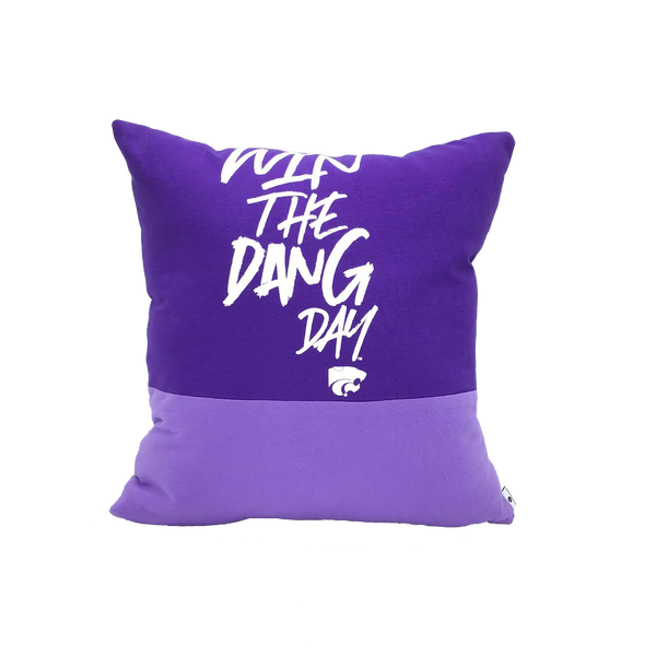 Kansas State Wildcats Reborn Throw Pillow - 2009214
