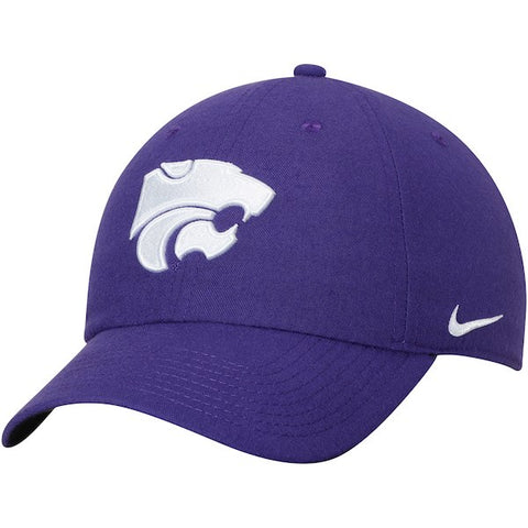 Kansas State Wildcats Nike Heritage 86 Authentic Hat - 2004137