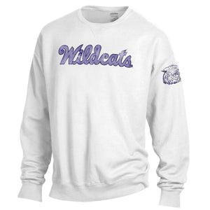 Kansas State Wildcats ComfortWash Fleece Crew - 2010167