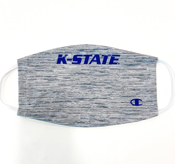 Kansas State Wildcats Champion Space Dye Face Mask - 2009284