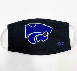 Kansas State Wildcats Champion Powercat Face Mask - 2009285