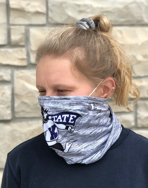 Kansas State Wildcats Champion Space Dye Gaiter - 2009314