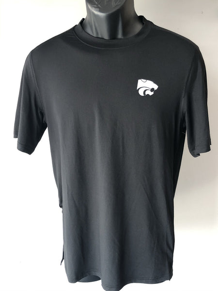Kansas State Wildcats Champion Black Active Luxe T-Shirt - 2009272