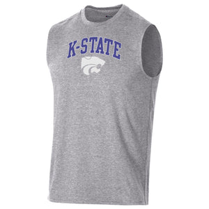 Kansas State Wildcats Champion Field Day Muscle T-Shirt - 2008994