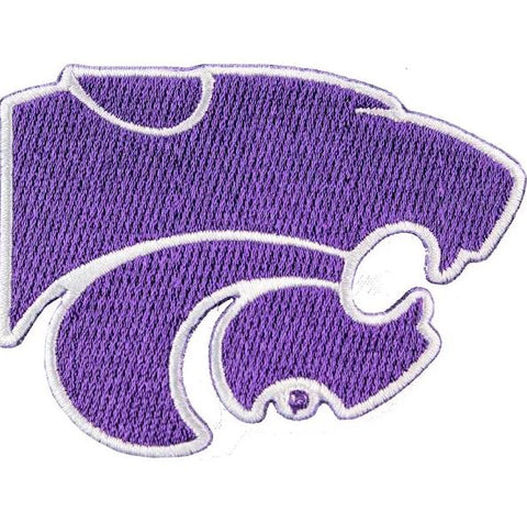 Kansas State Wildcats 2 Inch Powercat Patch - 2009233