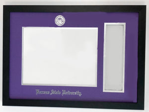 Kansas State Wildcats Manhattan Diploma Frame with Tassel Box - 2008585