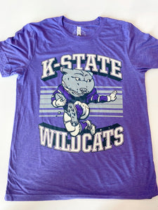Kansas State Wildcats Heisman Willie T-Shirt - 2009481